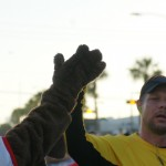 Houston Marathon Runner
