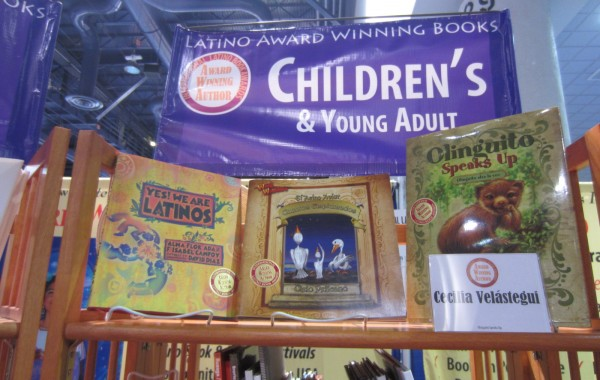 International Latino Book Awards: Vegas