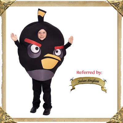 Kids Angry Bird Halloween Costume