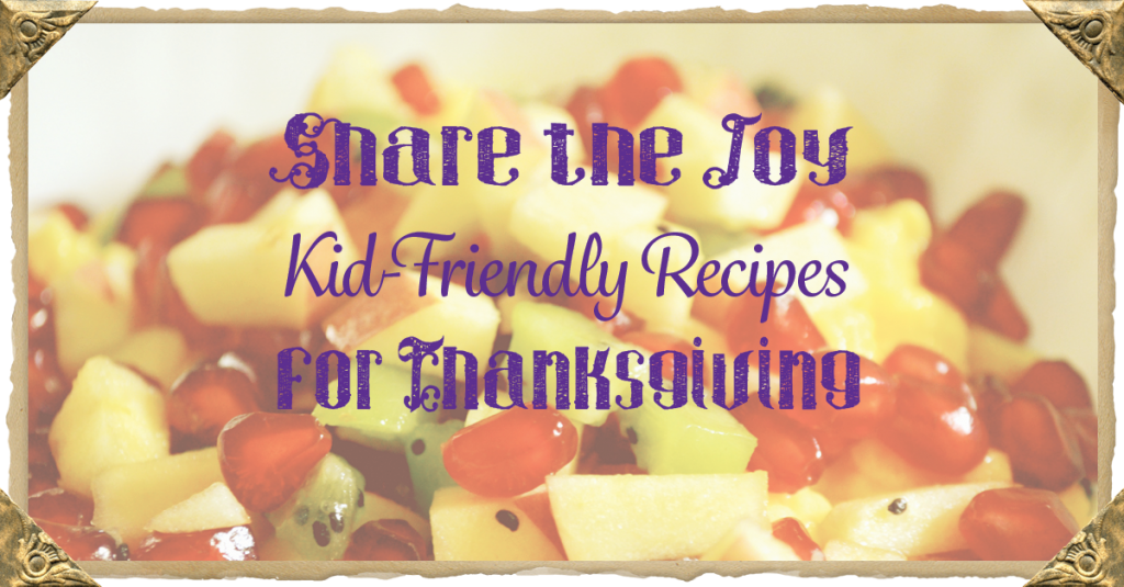 Fun and Easy Thanksgiving Recipes for Kids