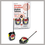 Tiny Walkie Talkies for Kids