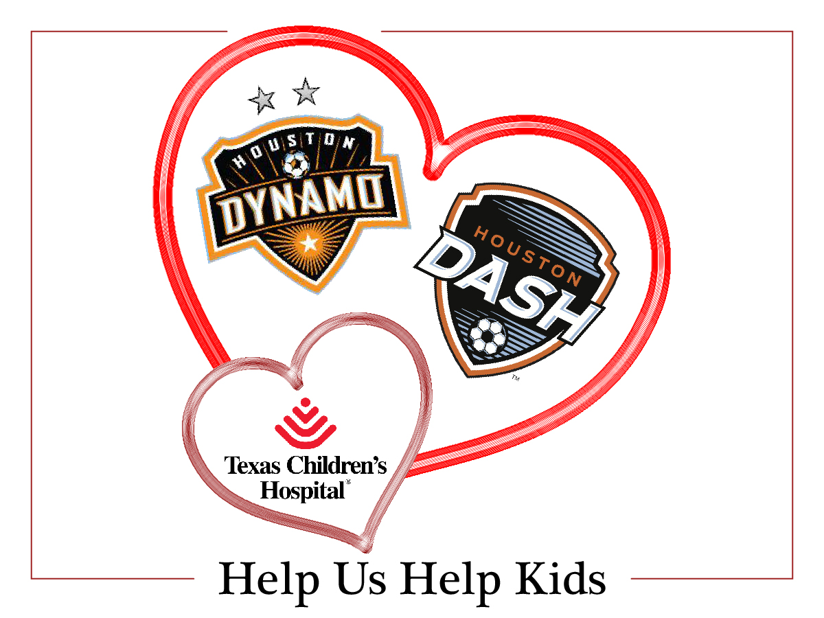The Dynamo & Dash are Making Valentine's Memorable for Houston
