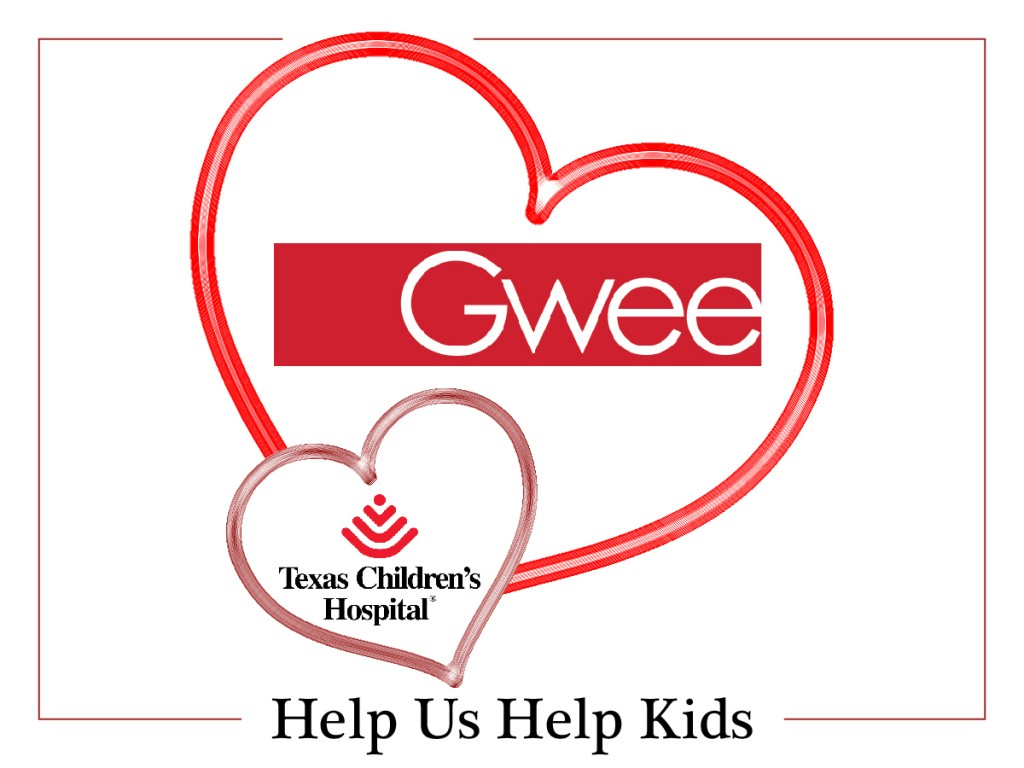 Gwee Helping Kids This Valentines