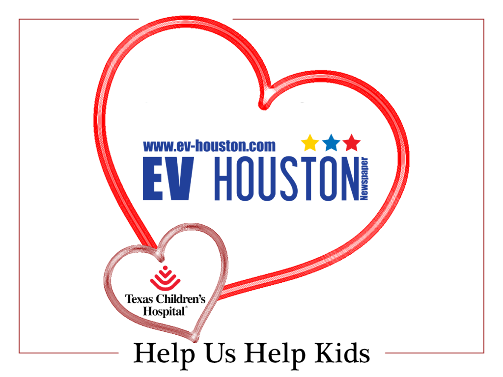 EV Houston Helps Kids for Valentines