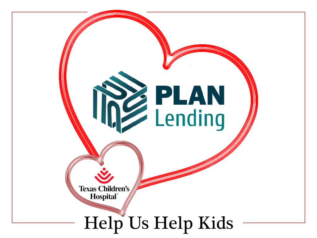 PLAN Lending Helping Kids This Valentines