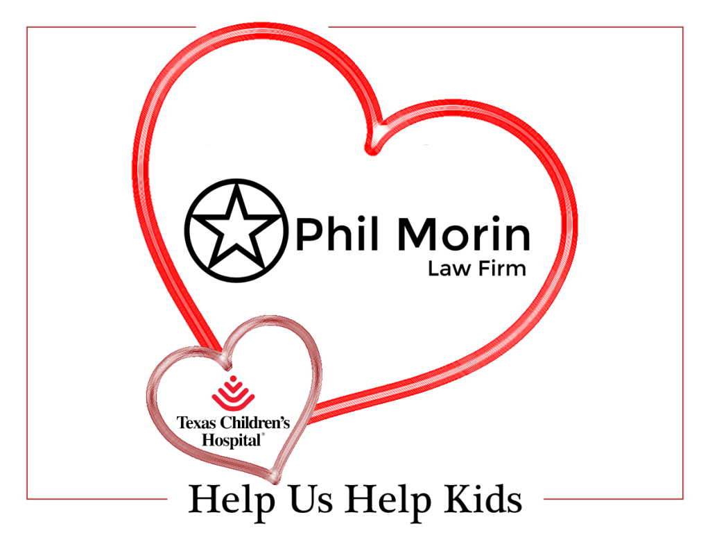Phil Morin Law Firm Helping Kids This Valentines