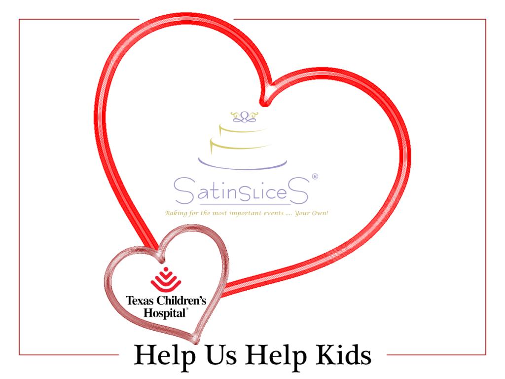 Satin Slices Helping Kids This Valentines