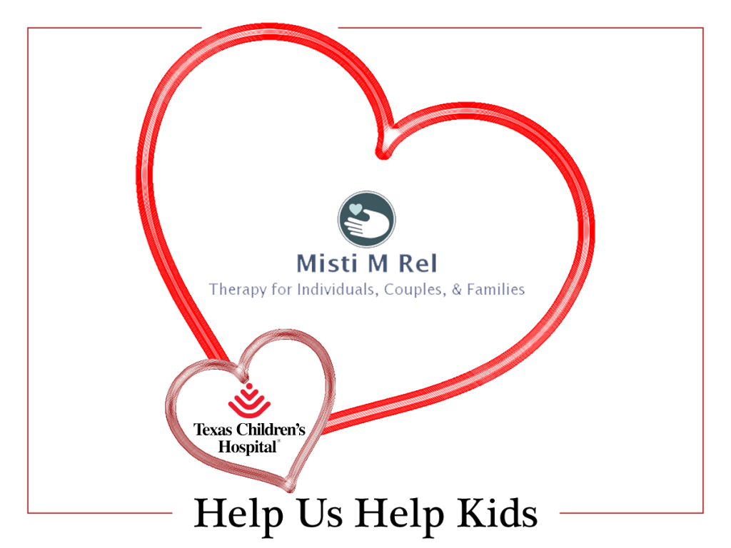 Misti Rel Helps Kids for Valentines