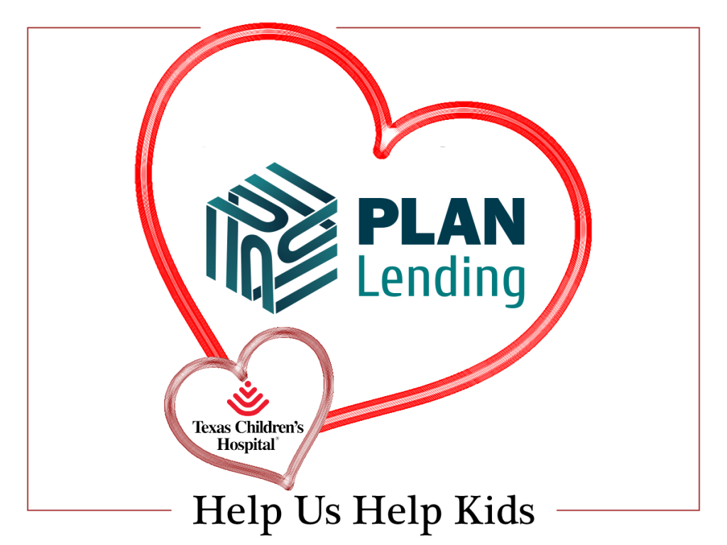 PLAN Lending Helps Kids for Valentines