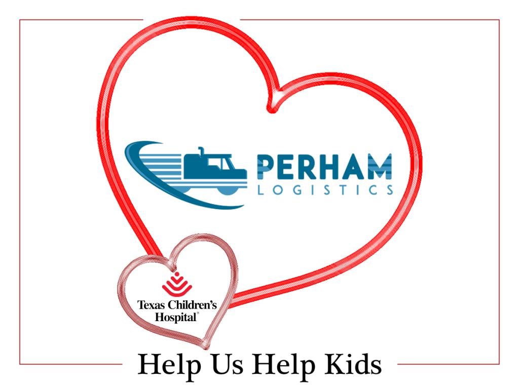 Perham Logistics Helps Kids for Valentines