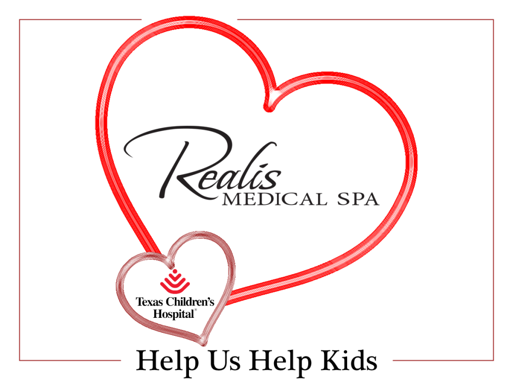 Realis Medical Spa Helps Kids for Valentines