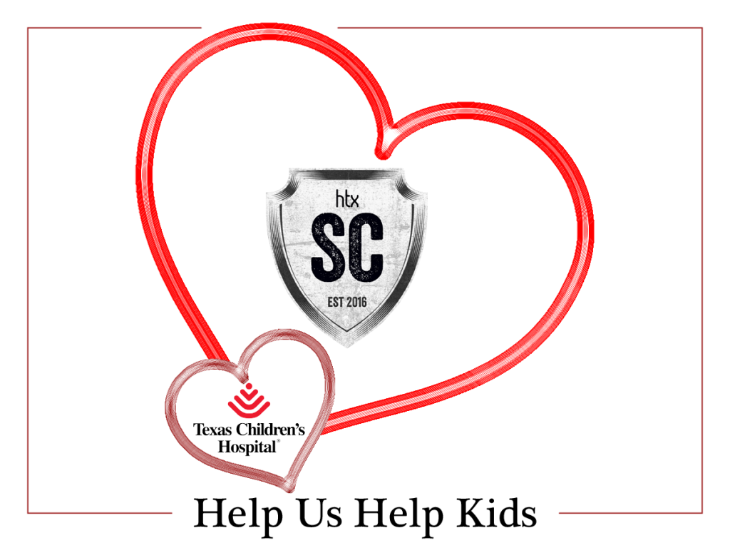 Sports Creek Helps Kids for Valentines