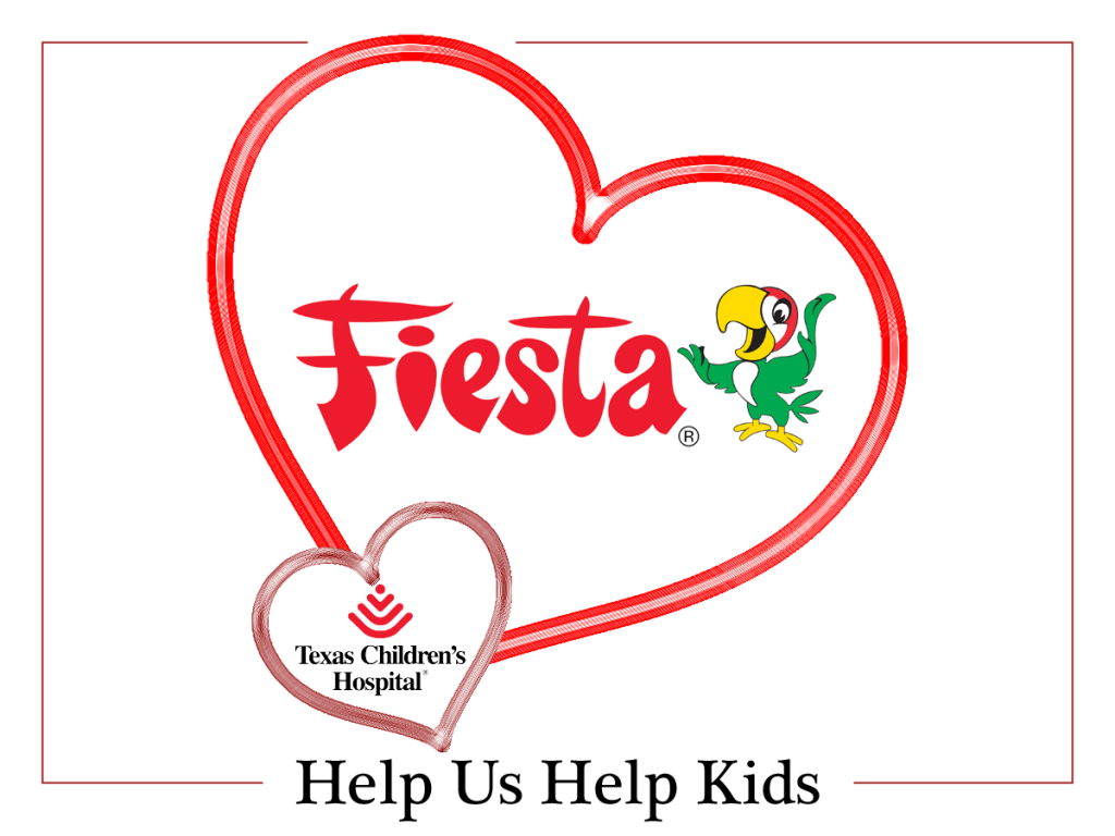 Fiesta Helps Kids for Valentines